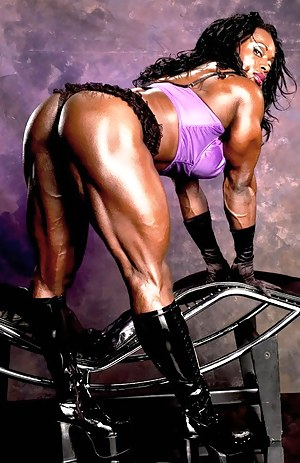 Free Big Ass Bodybuilder Porn Pictures